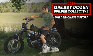 The Greasy Dozen: Chase Sifford XL1000 Tracker