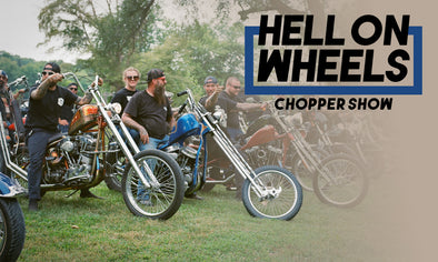 Hell on Wheels Chopper Show