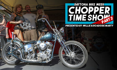 Daytona Bike Week: Chopper Time Show Part 2