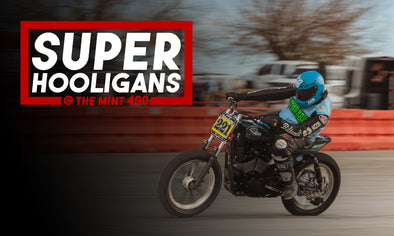 Roland Sands Super Hooligans @ Mint 400