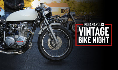 Indianapolis Vintage Bike Night