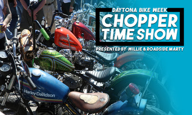 Daytona Bike Week: Chopper Time Show