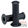 Fish Scale Grips - Black - 7/8""