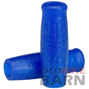 Classic Grips - Metalflake Blue - 1 inch