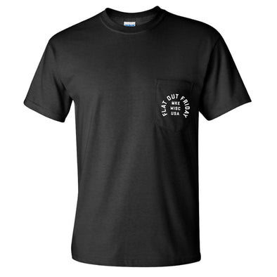 FOF Fast Logo Pocket T-Shirt
