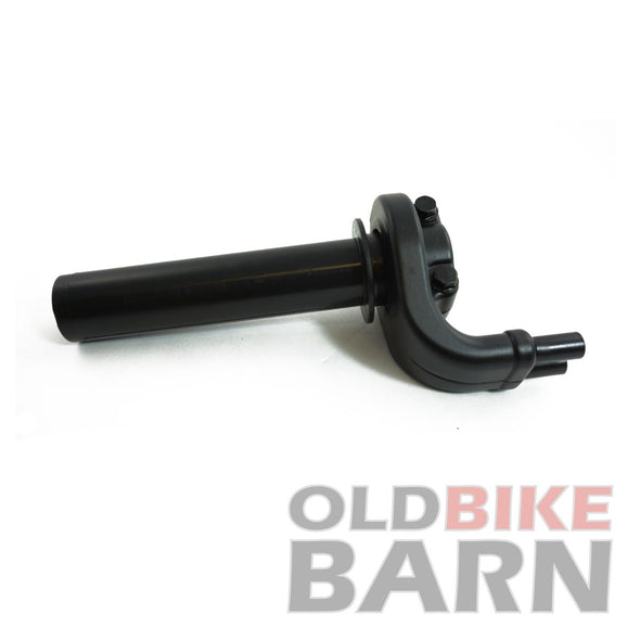 Universal Push/Pull Black Twist Throttle 7/8