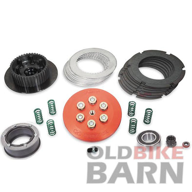 71-83 Barnett Carbon Fiber Clutch Kit