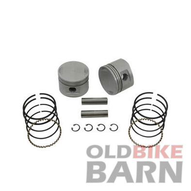 "80"" Evolution Piston Kit"