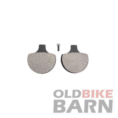 84-99 Dura Ceramic Front Brake Pad Set