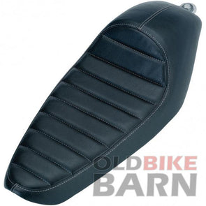 Biltwell 86-03 Black Tuck N Roll Cafe Seat