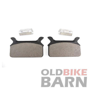 86-99 Dura Ceramic Rear Brake Pad Set