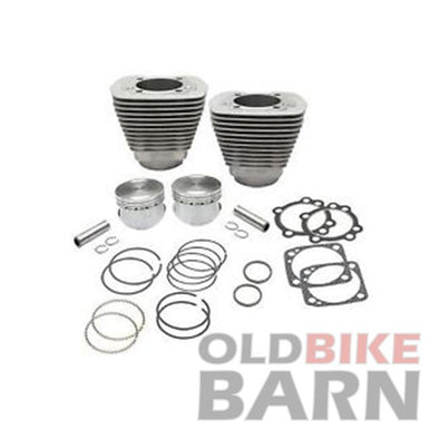 "93.4"" Evolution Cylinder Kit Silver"