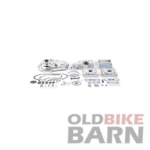 VT 94-03 XL Chrome Engine Dress Up Kit