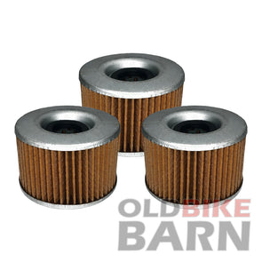 HONDA Oil Filter - 3pck OEM Ref# 15412-413-005