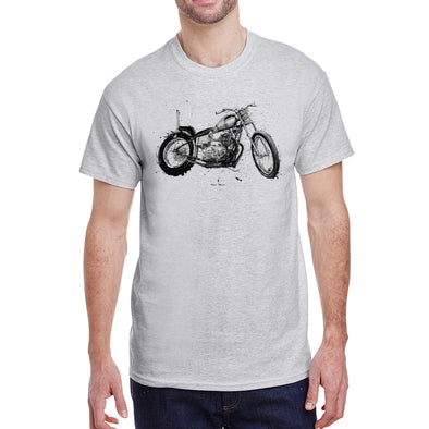 Old Bike Barn KZ400 Chopper T-Shirt