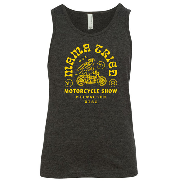 Mama Tried Kid's Road Patrol Tank Top