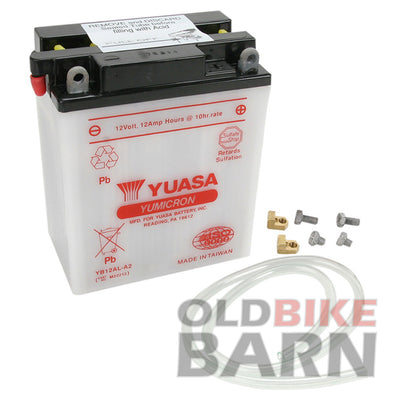 Honda 83 CB550SC 82-85 CB650SC Battery