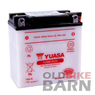 Honda 74-76 CB200 Battery