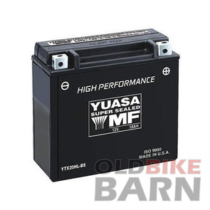 Kawasaki 81-83 KZ1100A/LTD Battery