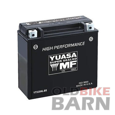 Honda 84-85 VF1100S Sabre Battery