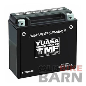 Honda 84-87 GL1200 75-79 GL1000 Battery