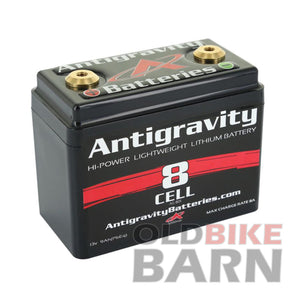 Antigravity 8 Cell lithium-ion battery
