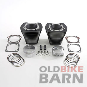 "Black 93.4"" Evolution Cylinder Kit"