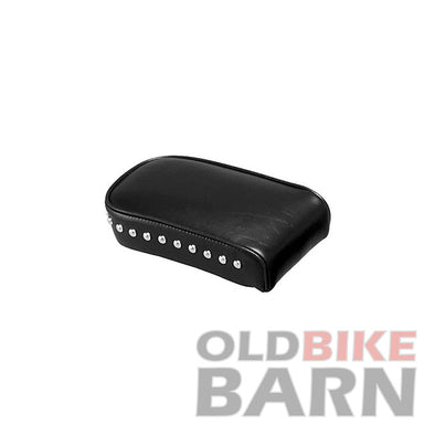Black Le Pera Sanora Pillion Pad