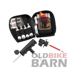 Tire & Tube Flat Repair Kit