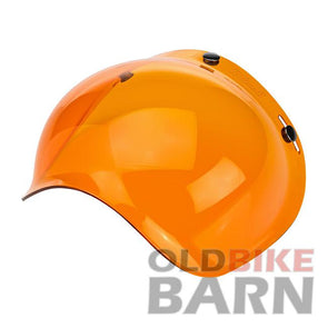 Biltwell Bubble Shield - Amber