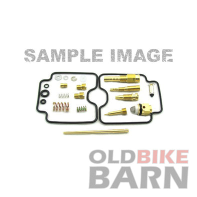Kawasaki 77-78 KZ650 Carburetor Kit