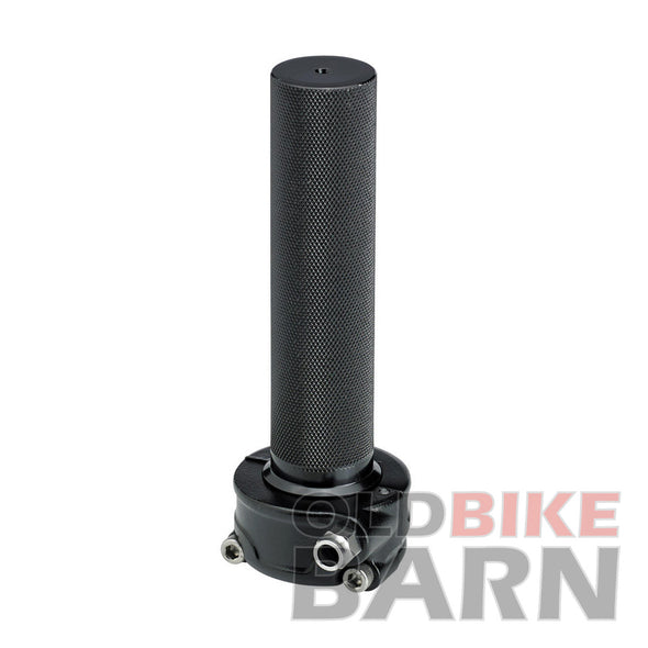 Biltwell Cast Whiskey Throttle 7/8 Inch - Black