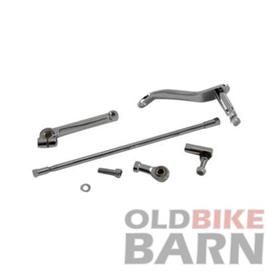 Chrome Shifter Rod Kit