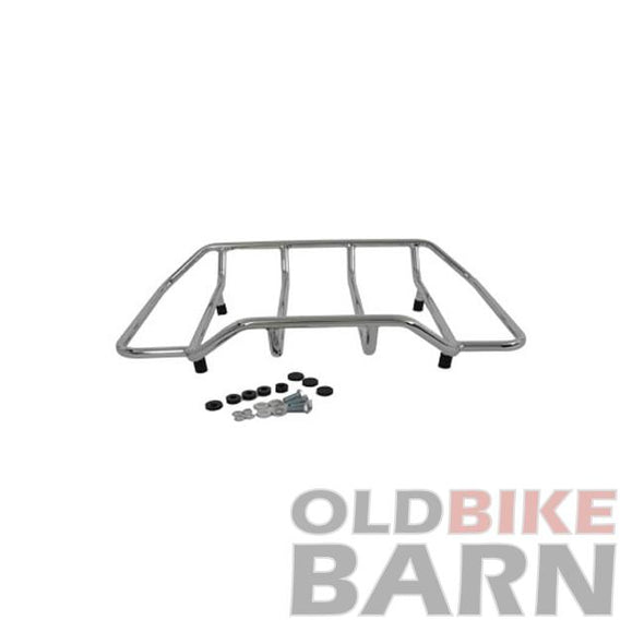 VT Chrome Touring Luggage Rack