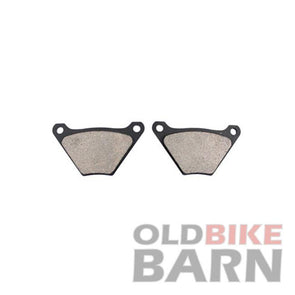 Dura Ceramic Front and Rear Brake Pad Set