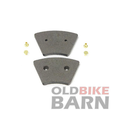 Dura Ceramic Front Brake Pad Set
