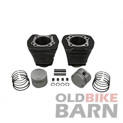 Evolution Cylinder and Piston Kit Black