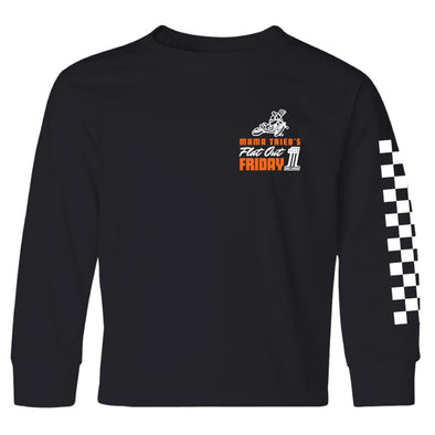 FOF Kids Checkers Long Sleeve