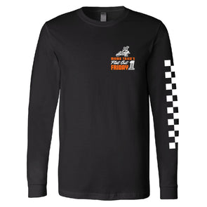FOF Mens Checkers Long Sleeve
