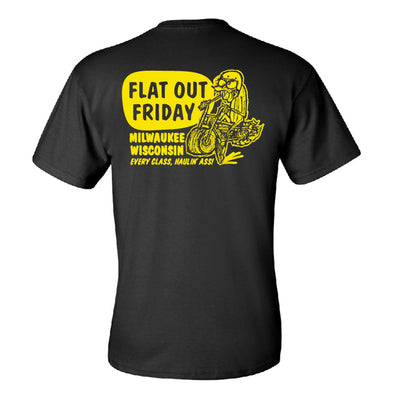 FOF Fartco Haulin Ass Pocket T-Shirt