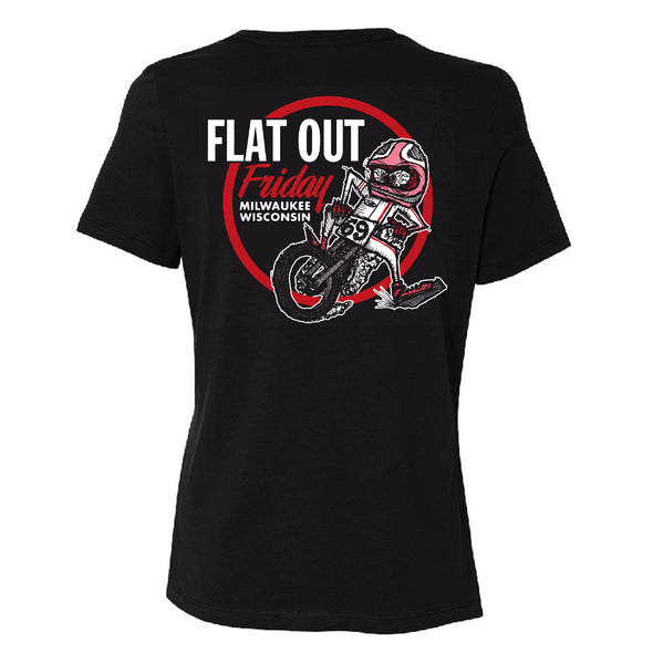 FOF Ladies Fartco Skiddy T-Shirt