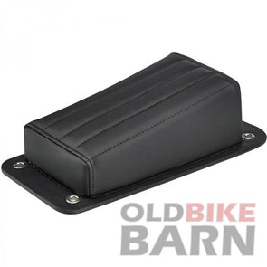 Biltwell Harlot Pad - Black Smooth