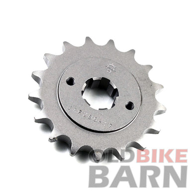 Honda 71-73 CB500 Four 75-76 CB750F Front Sprocket