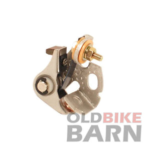 Honda 72-74 CB350F 75-77 CB400F LH Contact Point