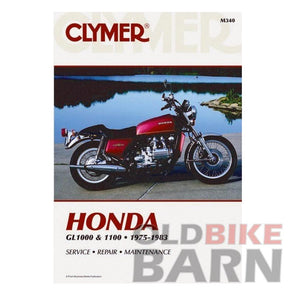 Honda 75-83 GL1000 Repair Manual