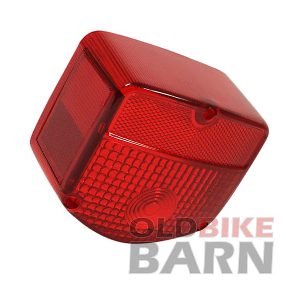 Honda 78-81 CB400T 79 CX500C Tail Light Lens