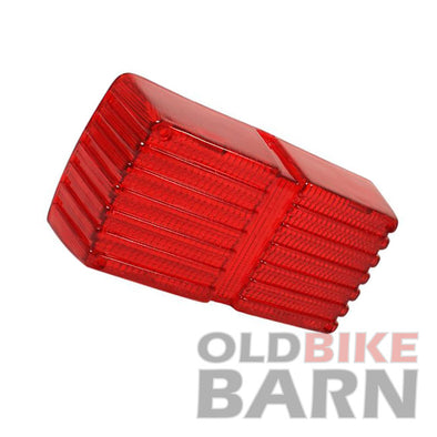 Honda 79-82 CB750F CBX1000 Tail Light Lens