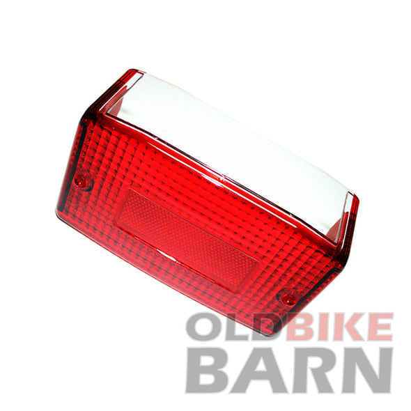 Honda 80-82 CB650/750 80-82 CX500C Tail Light Lens