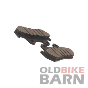 Honda 82-83 GL1100 Rear Brake Pads