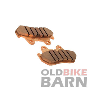 Honda 82-83 GL1100 Sintered Rear Brake Pads